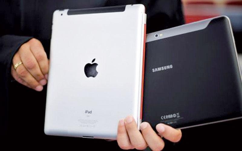 Retour triomphal d'Apple face à Samsung