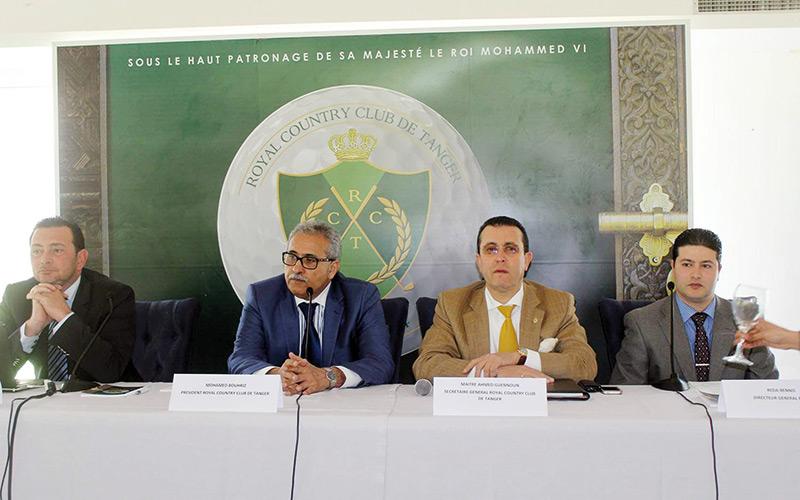 Le Royal country club de Tanger souffle ses 100 bougies