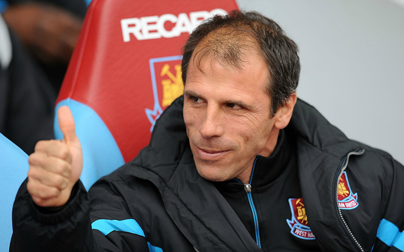 Gianfranco Zola nouvel entraineur de Cagliari