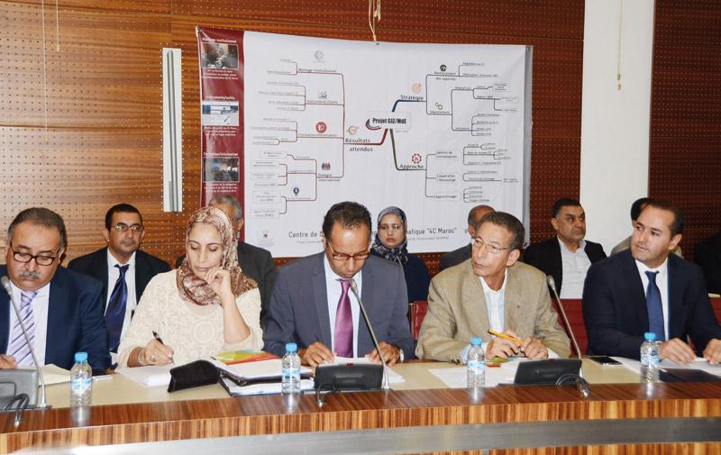 Assemblée générale du 4C Maroc: Adoption d'une convention  constitutive