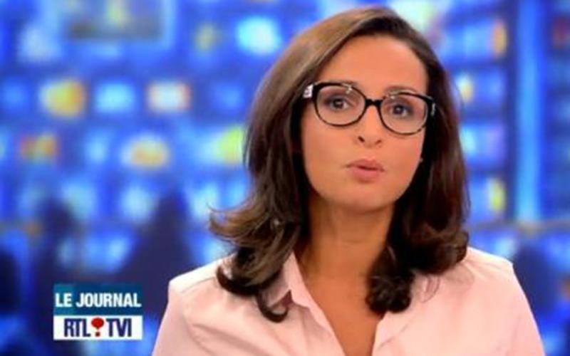 Hakima Darhmouch, une Marocaine élue présentatrice JT préférée des Belges