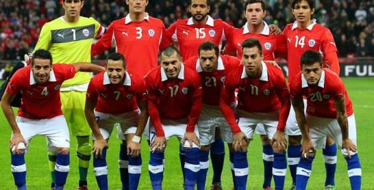 Coupe du monde 2014 : Equipe du Chili
