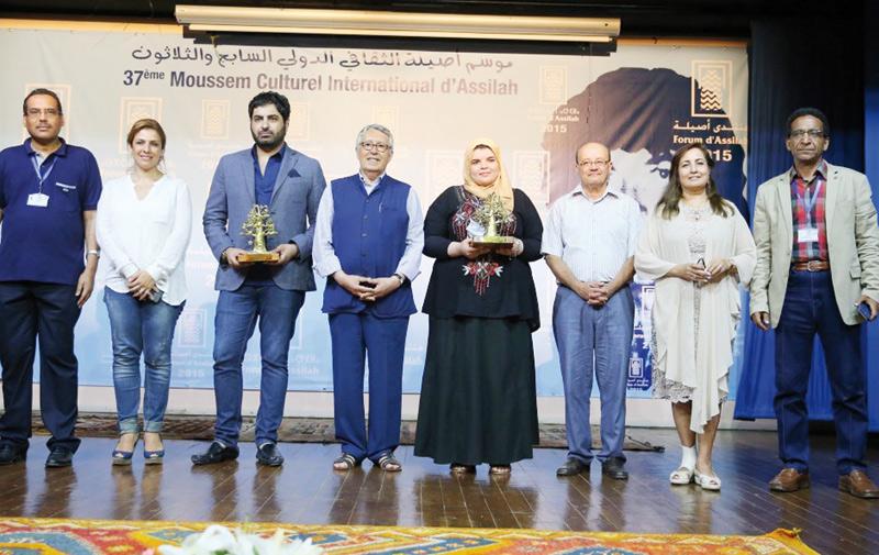 Les jeunes poètes arabes à l'honneur à Asilah