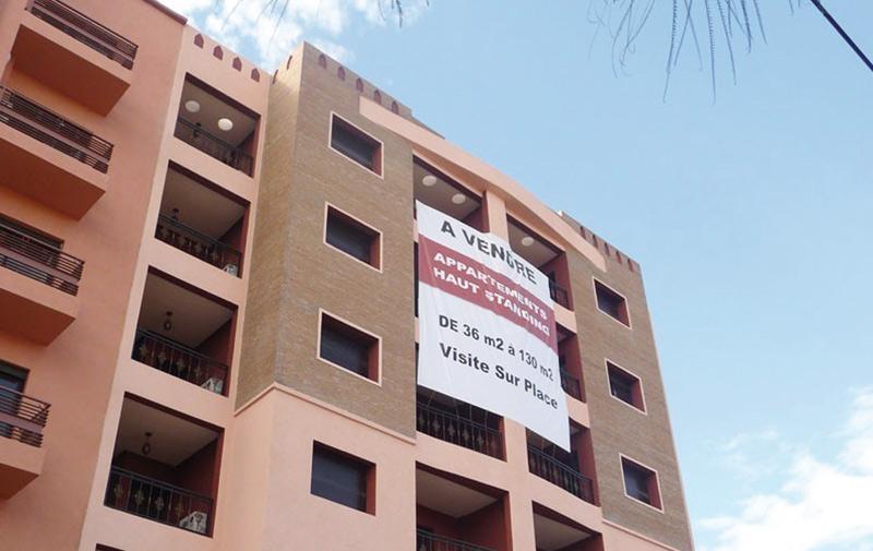 Prix de l'immobilier à fin mars 2015: Rabat et Marrakech  moins chères