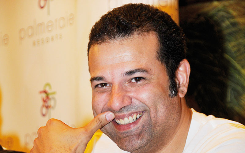 Un café avec…Ghani Kabbaj, chanteur