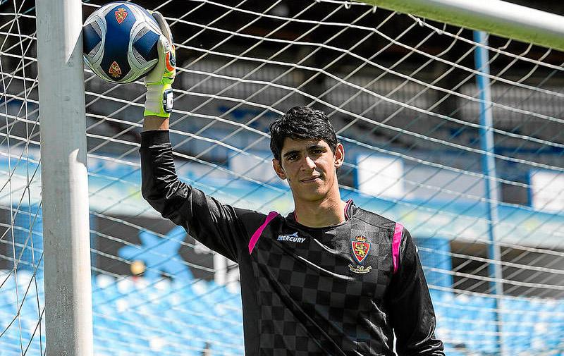 Football : Bounou peut battre le record d'invincibilité d'un gardien de Real Saragosse