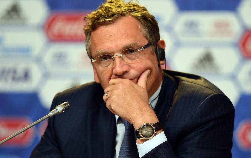 FIFA : suspension prolongée de 45 jours pour Jerôme Valcke