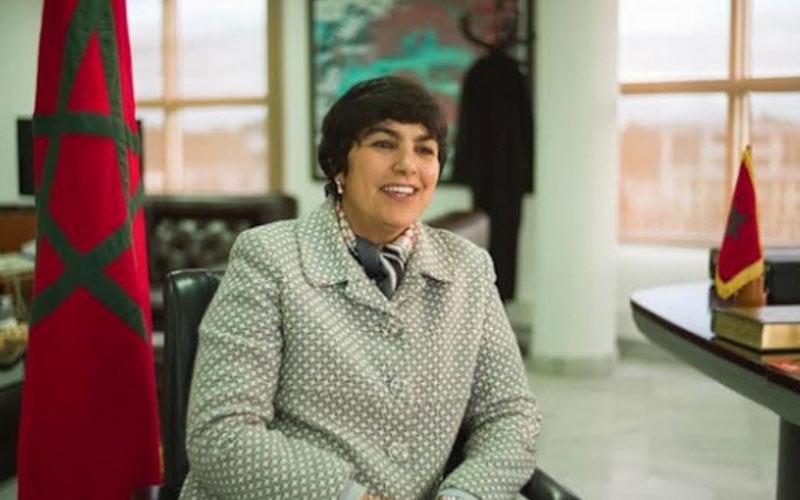 Kénitra-Gharb: Zineb  El Adaoui face aux inondations