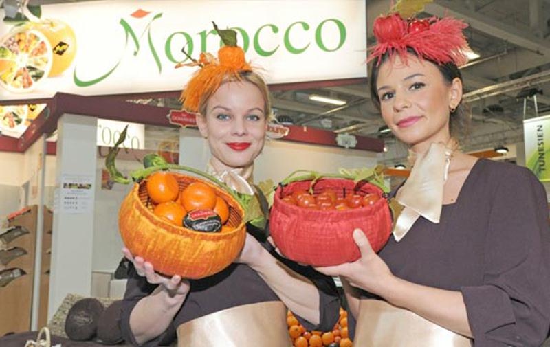 Salon Fruit Logistica à Berlin: L'offre exportable  marocaine mise en avant