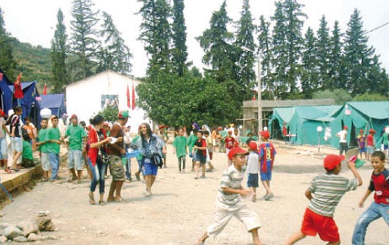 Plus de 95.000 bénéficiaires durant les trois premières phases des colonies de vacances