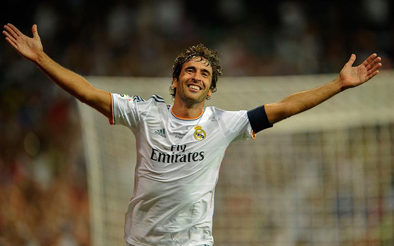 Football : Raul rejoint le New York Cosmos
