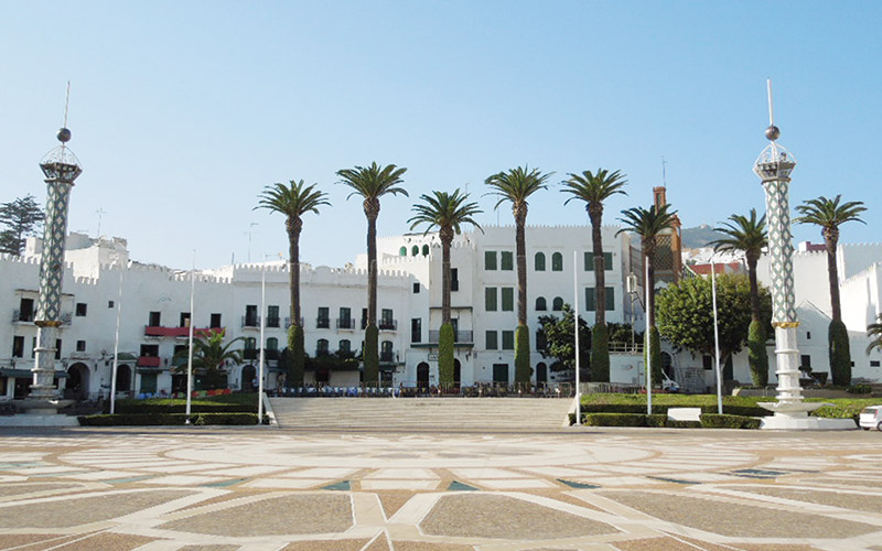 Find Hotels in Centre de Hassan II Rencontres Internationales, Asilah