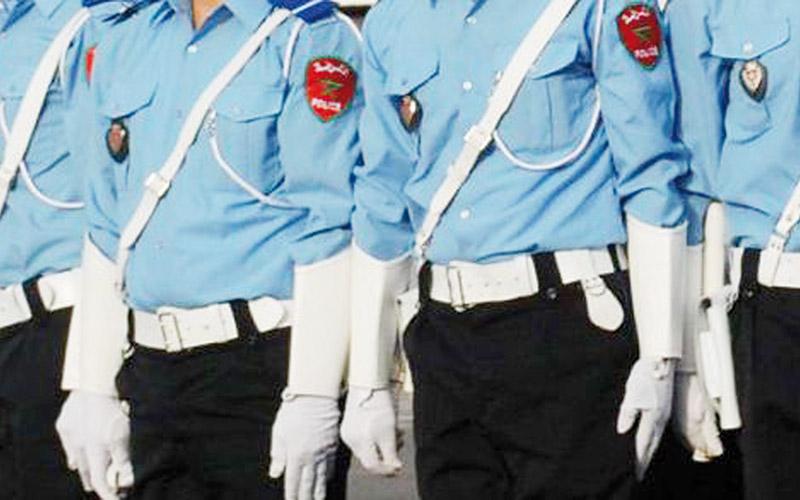 De faux officiers  de police arrêtés