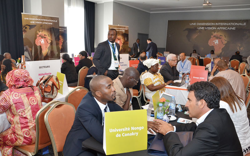 Banque Populaire : Du B2B avec  les businessmen guinéens