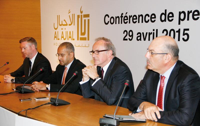 CMKD devient Al Ajial Holding