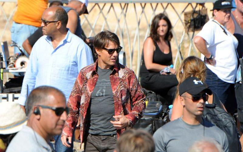 Le décor de «Mission Impossible 5» a servi de cachette pour dealers