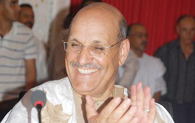 Moulay Hamdi Ould Errachid réélu président de la commune urbaine de Laâyoune