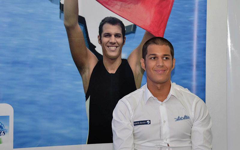 Entretien avec Hassan Baraka, Jeune sportif marocain