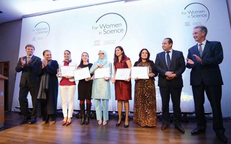 Cinq Maghrébines récompensées pour leurs recherches post-doctorales