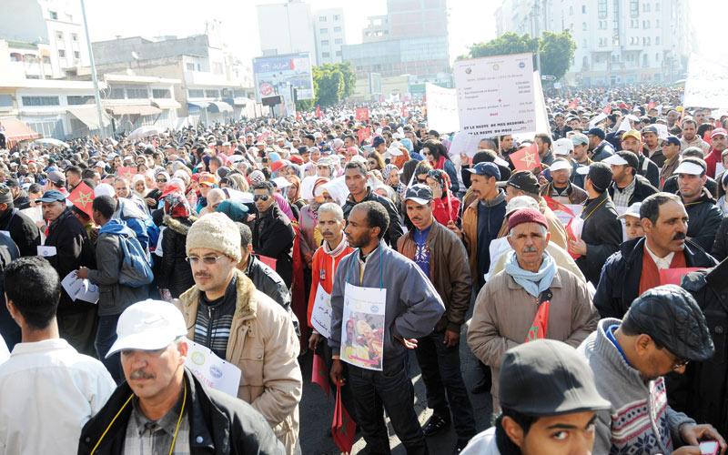 Grève nationale: Les cheminots et les médecins rejoignent la contestation