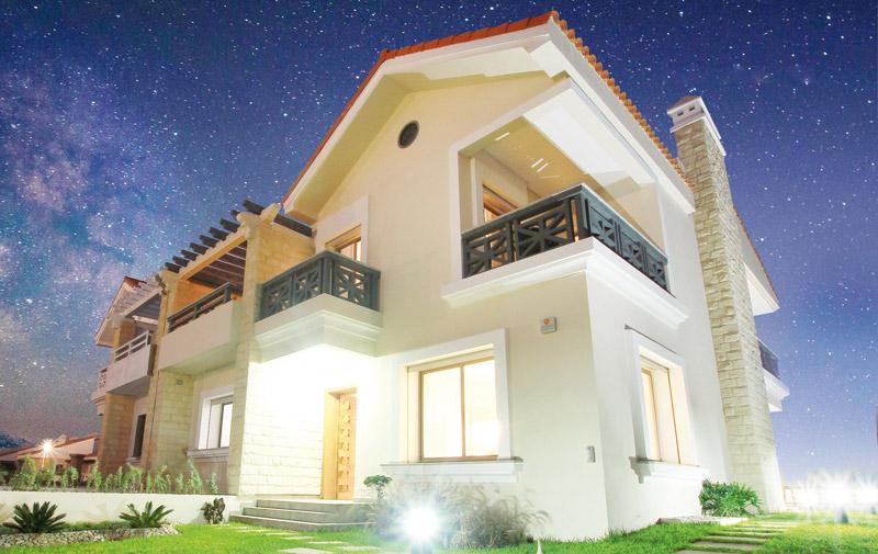 Projet résidentiel  «Hadaik Rabii» : Première tranche achevée