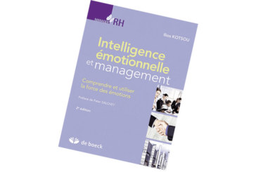 Sélection livres: Intelligence émotionnelle et management  de Ilios Kotsou