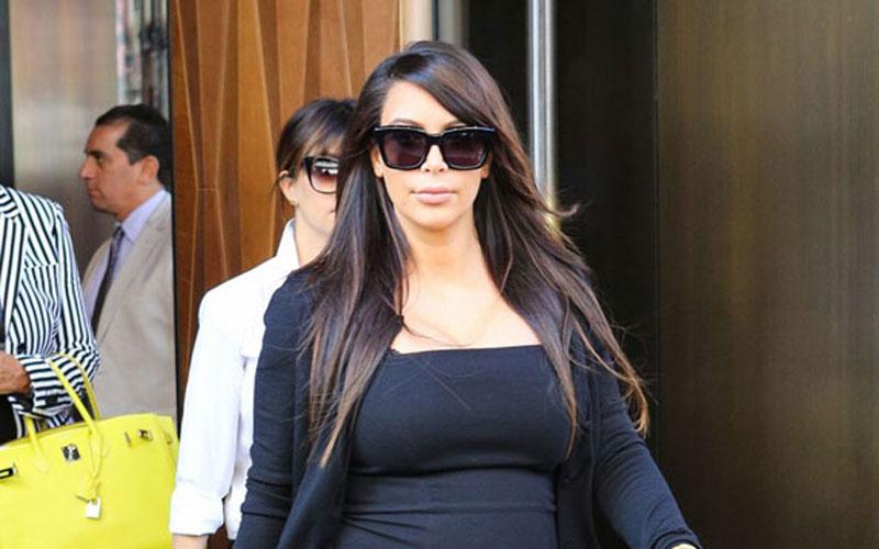 Mariage de Kim Kardashian : Des invités sous haute tension