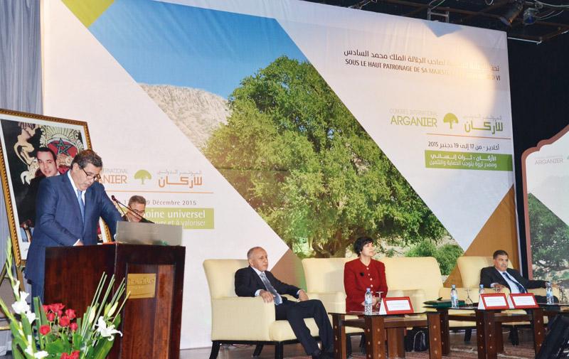 Troisième édition du Congrès international qui lui est dédié: L'arganier en vedette à Agadir