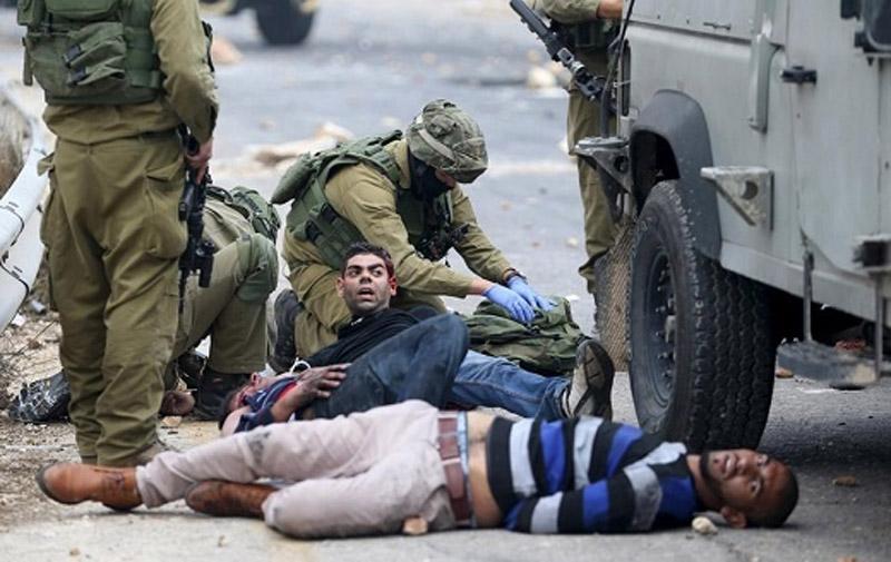 Violence israélienne : Une centaine de palestiniens tués depuis le 1er octobre