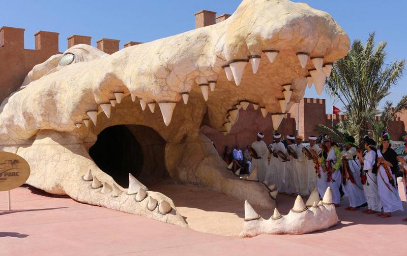 Agadir : 300 crocodiles lâchés dans un nouveau parc