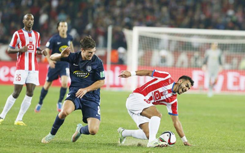 Coupe du monde des Clubs Maroc 2014 : Le MAT déjà hors jeu