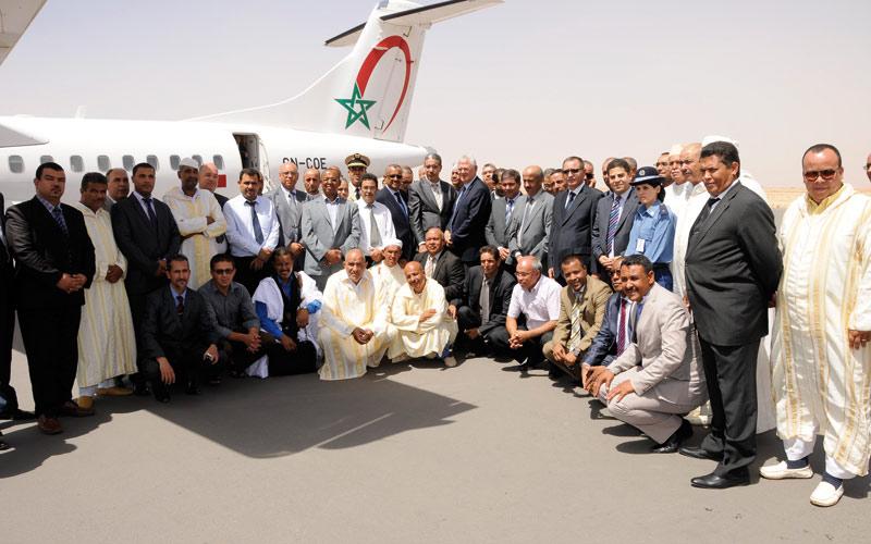 La RAM lance la ligne Casablanca-Zagora: Un aller/retour à 1.400 dirhams