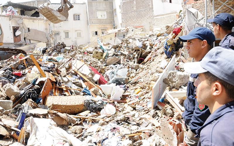 Logement menaçant ruine: 2,8 milliards DH débloqués en 2013