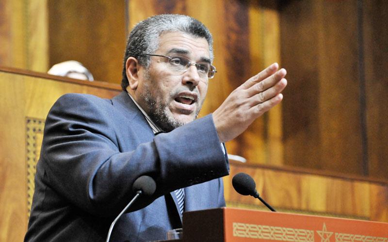 Ramid suspend un juge  à Laâyoune