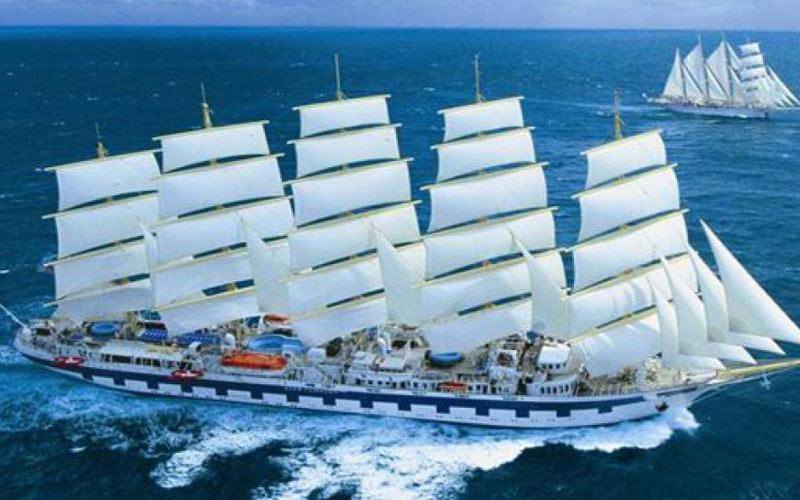 Le voilier de croisière le plus grand du monde fera escale à Safi