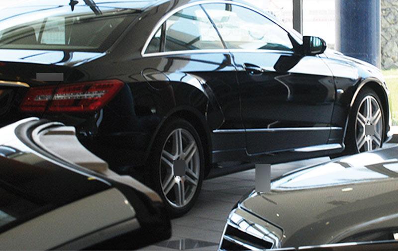 Des sociétés de vente de  voitures victimes d'arnaques