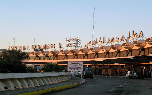 Le trafic aérien des passagers  à l'aéroport Mohammed V  en hausse de plus de 8%