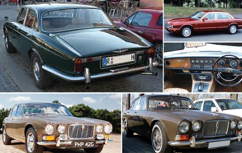 Il était une fois… Séries Jaguar XJ : Une histoire de félins…