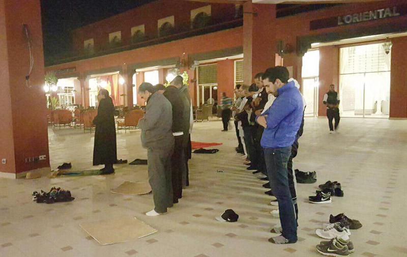 Grève et sit-in à l'hôtel Eden Andalou Marrakech: Cinq millions de dirhams,  le prix d'un bras de fer