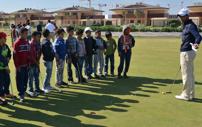 Prestigia Golf procède à la remise d'équipements à 32 enfants de son académie: Le golf, un jeu d'enfant