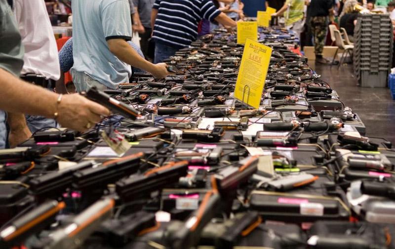 USA: 350 fusillades de masse en 2015