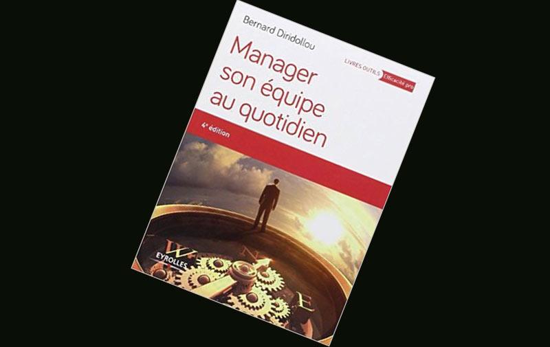 Sélection livres: «Manager son équipe au quotidien»