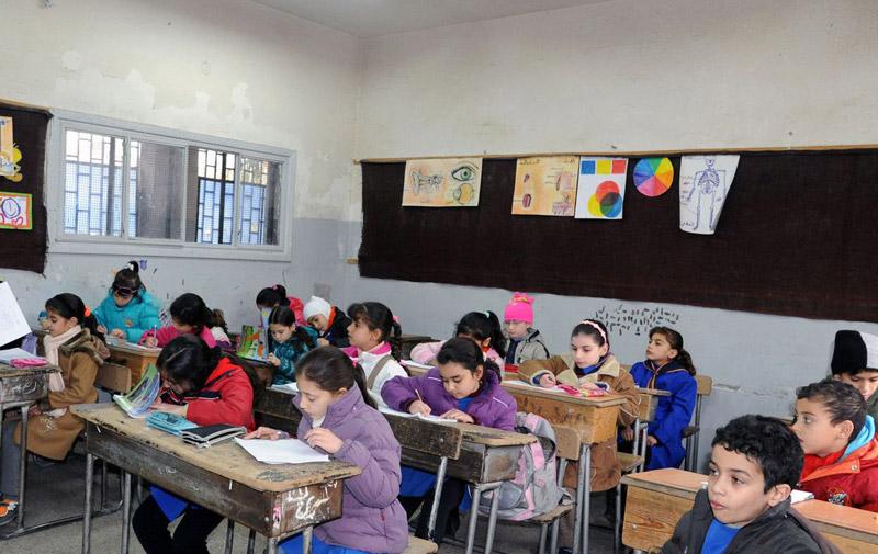 Syrie: neuf élèves tuées par des tirs de l'EI sur une école