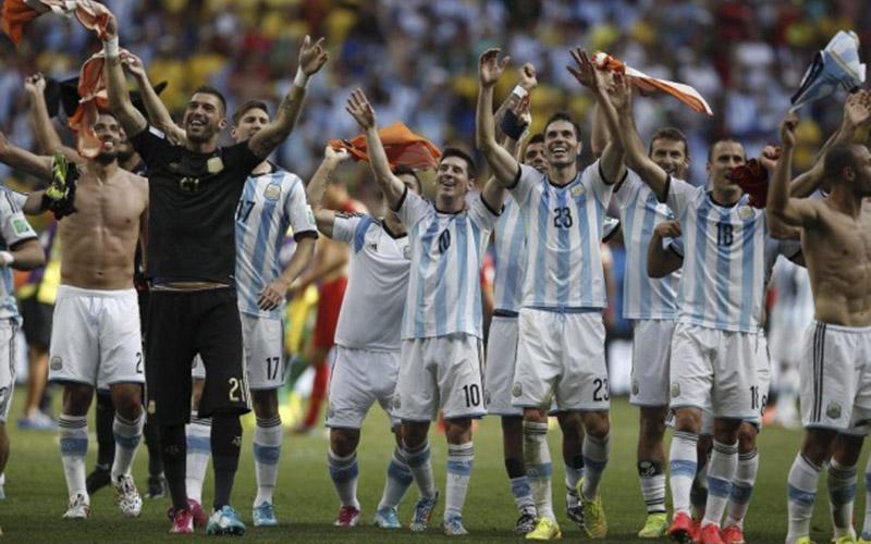 Des demi-finales chics et chocs : Brésil-Allemagne, Argentine-Pays-Bas