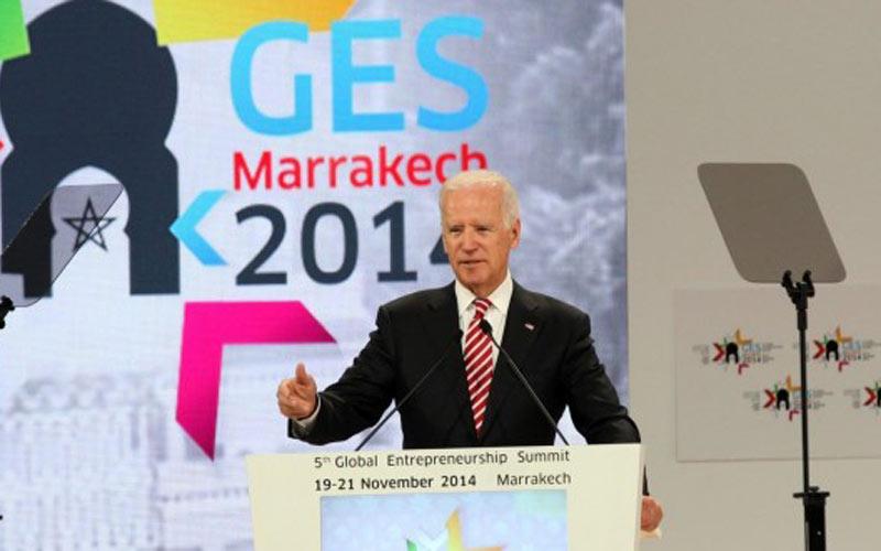 GES – Joe Biden: Penser différemment pour progresser  et avancer