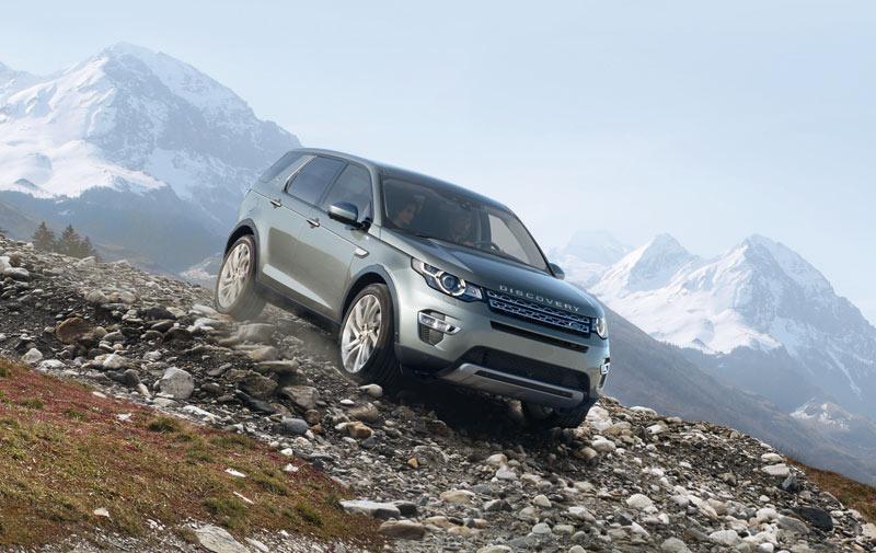 Land Rover Discovery Sport: Il sait tout faire!