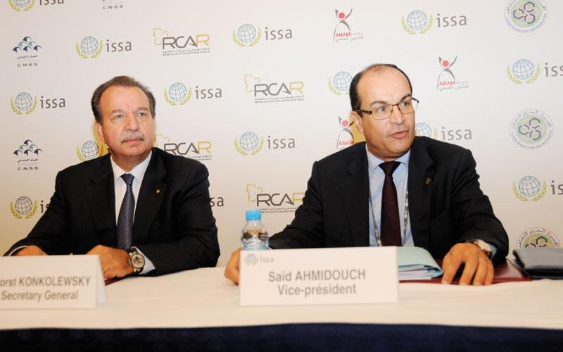 3ème Forum régional de la sécurité sociale pour l'Afrique 2014: Le Maroc, référence continentale