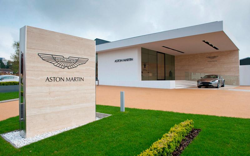 Aston Martin s'installera  à Casablanca