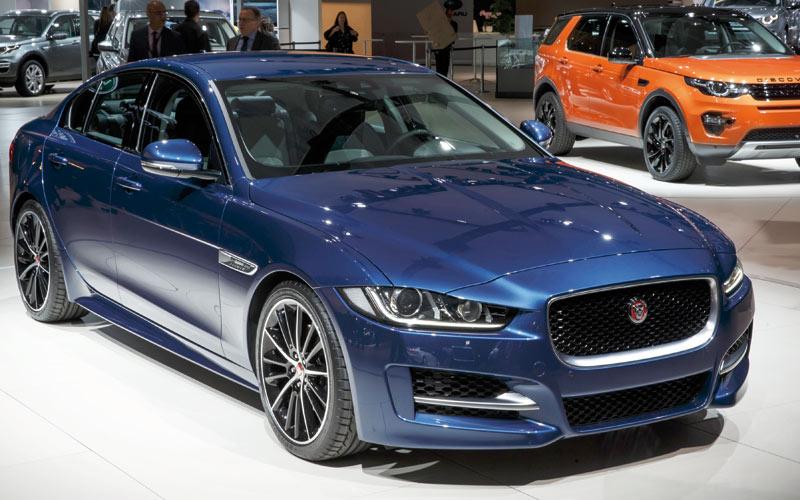 Jaguar Land Rover: Passage remarqué au Mondial Auto de Paris