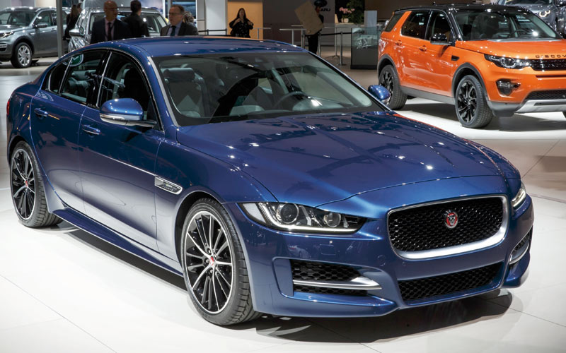 Jaguar Land Rover: Passage remarqué au Mondial Auto de Paris